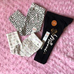 Baby Girl Disney & Jumping Beans Legging